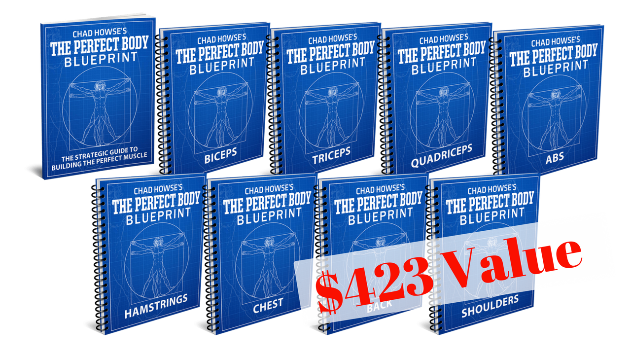 Perfect body blueprint new get the perfect body blueprint and dramatically change your body transforming into your ideal malvernweather Image collections